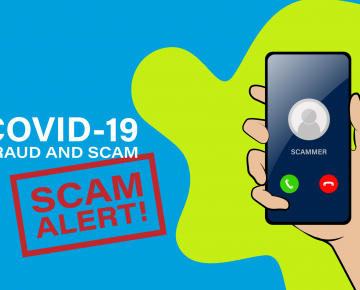 COVID-19 Related Scam Alert