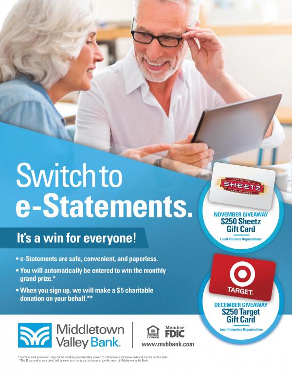 e-Statement 2020 Campaign